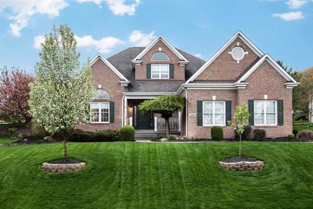 509 Walnut Grove, Cranberry Twp, PA 16066 (MLS #1383626) :: Keller Williams Realty