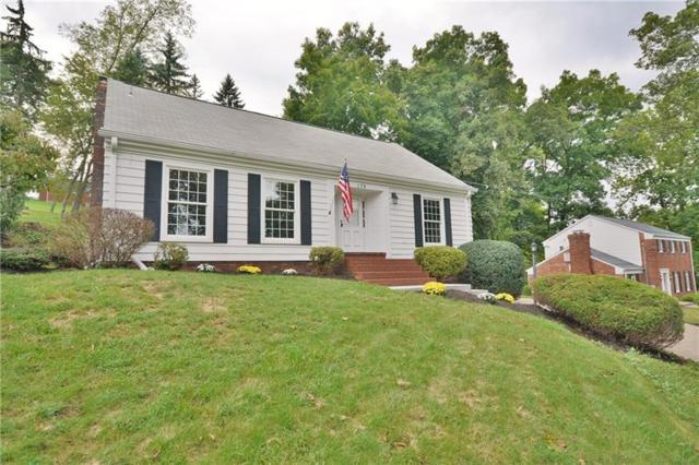 179 E Highland Drive, Peters Twp, PA 15317 (MLS #1383765) :: Keller Williams Realty