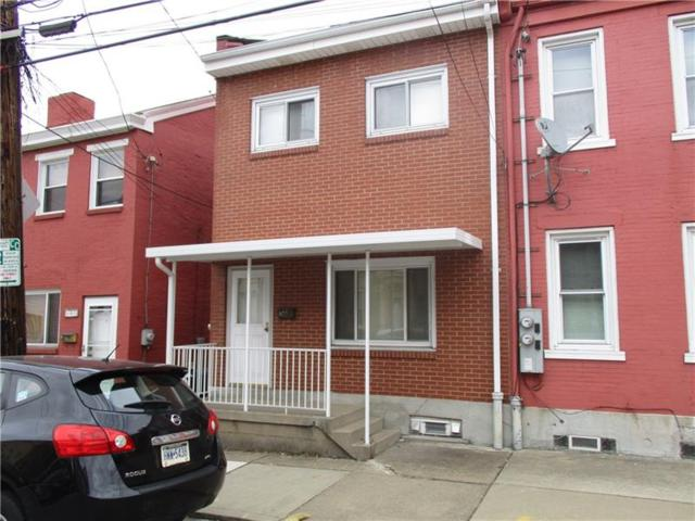 107 S 13th Street, South Side, PA 15203 (MLS #1384655) :: Broadview Realty