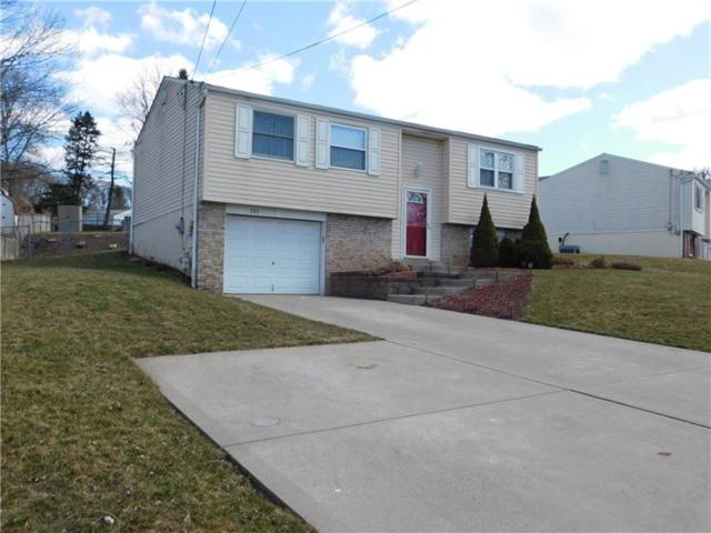 589 Catskill Dr, Plum Boro, PA 15239 (MLS #1385301) :: Broadview Realty