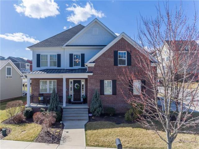 1219 Newbury Highland, South Fayette, PA 15017 (MLS #1385583) :: Broadview Realty
