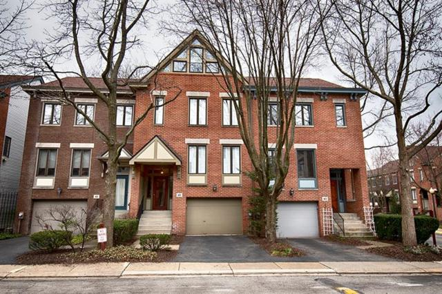 100 Denniston Ave #41, Shadyside, PA 15206 (MLS #1385790) :: Broadview Realty