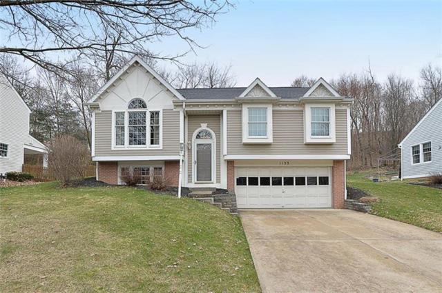 1133 Meadowbrook Drive, North Strabane, PA 15317 (MLS #1385977) :: Broadview Realty