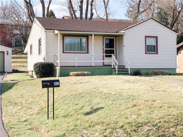 1013 Ohio Avenue, Jeannette, PA 15644 (MLS #1386320) :: Keller Williams Realty
