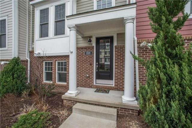 1321 Village Ln, South Fayette, PA 15017 (MLS #1387417) :: Broadview Realty