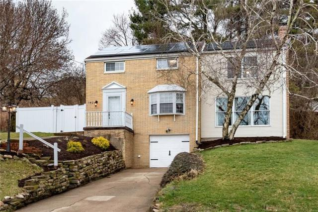 142 Hollywood Dr, Jefferson Hills, PA 15025 (MLS #1387462) :: Broadview Realty
