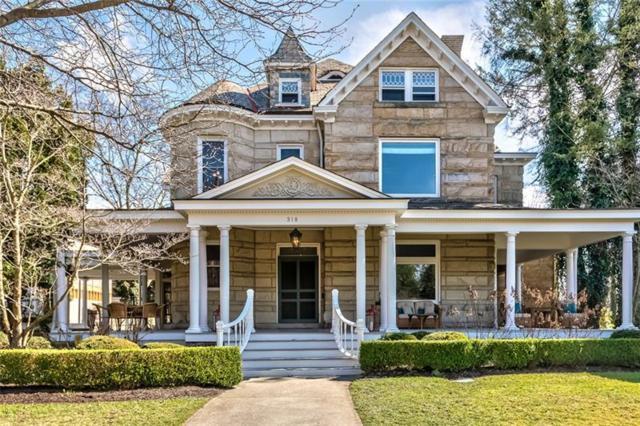 318 Grant St, Sewickley, PA 15143 (MLS #1387857) :: Keller Williams Realty