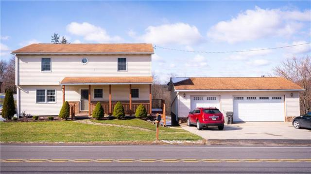 730 Route 68, New Sewickley Twp, PA 15066 (MLS #1388162) :: Keller Williams Realty