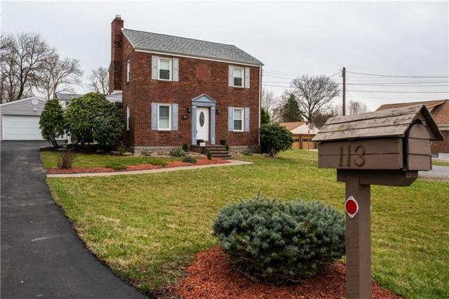 113 Woodland Ave, Shaler, PA 15116 (MLS #1388285) :: Keller Williams Realty