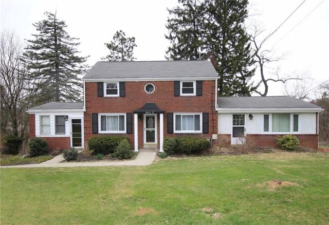 2011 Mohawk Rd, Upper St. Clair, PA 15241 (MLS #1388839) :: Broadview Realty