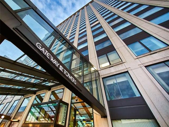 320 Fort Duquesne Blvd 22C/D, Downtown Pgh, PA 15222 (MLS #1388876) :: Broadview Realty
