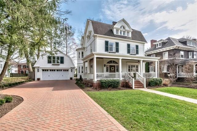 622 Grove St, Sewickley, PA 15143 (MLS #1389160) :: Keller Williams Realty
