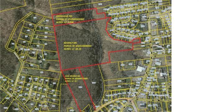 1020 Gringo Rd, Hopewell Twp - Bea, PA 15001 (MLS #1389459) :: REMAX Advanced, REALTORS®