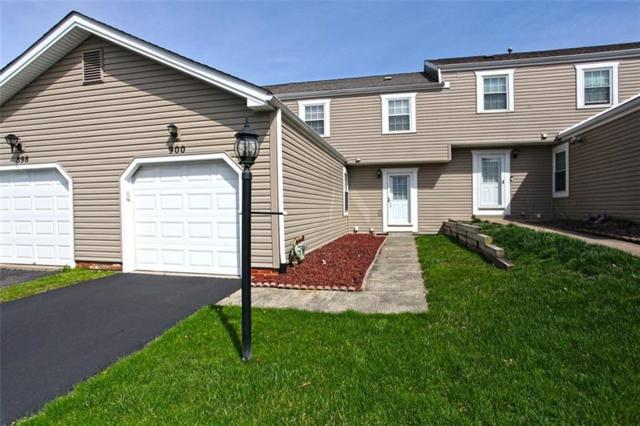 900 Sunset Cir, Cranberry Twp, PA 16066 (MLS #1389533) :: Broadview Realty