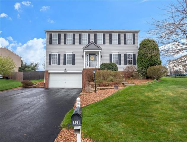 253 Edgewood Drive, Brighton Twp, PA 15009 (MLS #1390130) :: REMAX Advanced, REALTORS®