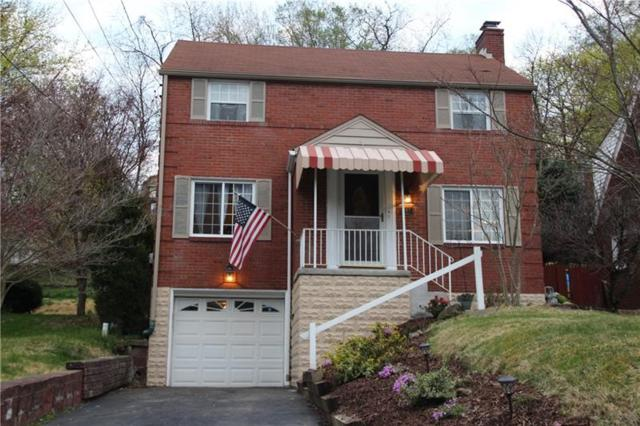 507 Cornell Avenue Ext, Ross Twp, PA 15229 (MLS #1390595) :: Broadview Realty