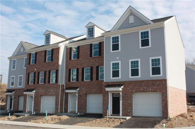 215 Faulk Drive, Marshall, PA 15086 (MLS #1390681) :: Broadview Realty