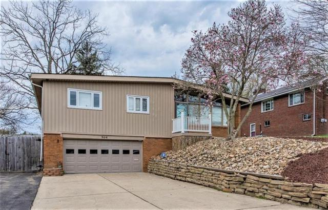 504 Holly Drive, Monroeville, PA 15146 (MLS #1390835) :: Broadview Realty