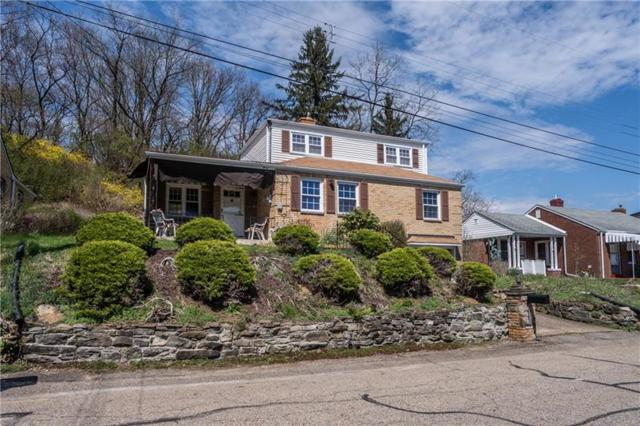 105 William St, Ross Twp, PA 15237 (MLS #1390856) :: Broadview Realty