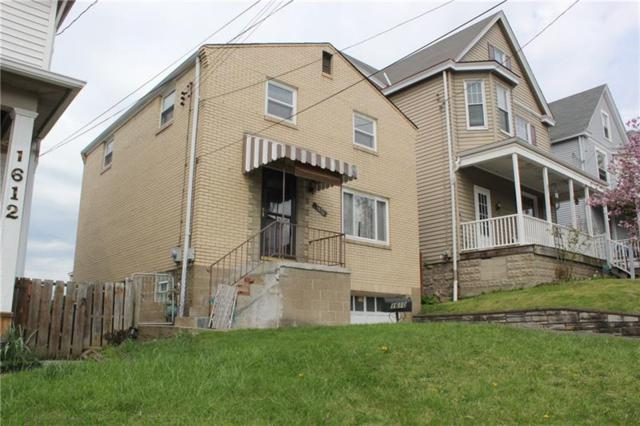 1610 Belasco Ave, Beechview, PA 15216 (MLS #1390899) :: REMAX Advanced, REALTORS®
