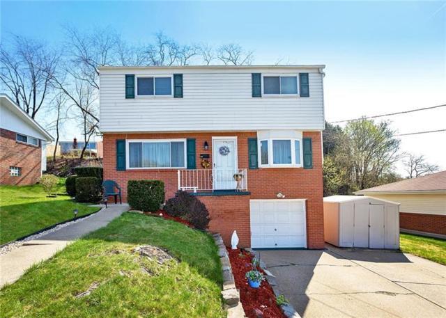 527 Niagara, North Huntingdon, PA 15642 (MLS #1390973) :: Keller Williams Realty