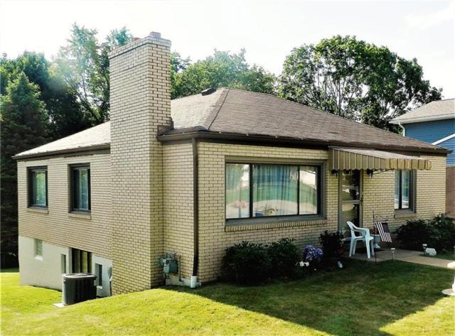 8743 Roosevelt, Mccandless, PA 15237 (MLS #1390981) :: Keller Williams Realty