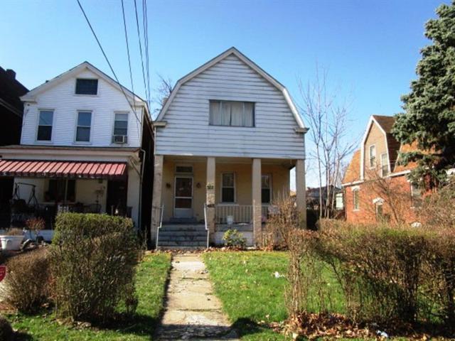 322 Johnston Ave, Hazelwood, PA 15207 (MLS #1390989) :: REMAX Advanced, REALTORS®