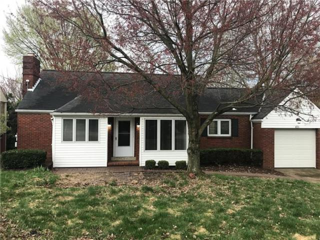 421 Reel, Ross Twp, PA 15229 (MLS #1391087) :: Broadview Realty