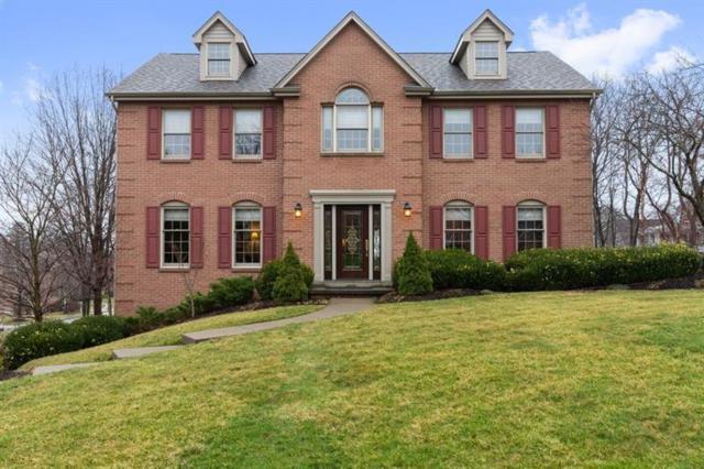 128 Pinehurst Drive, Cranberry Twp, PA 16066 (MLS #1391220) :: Broadview Realty