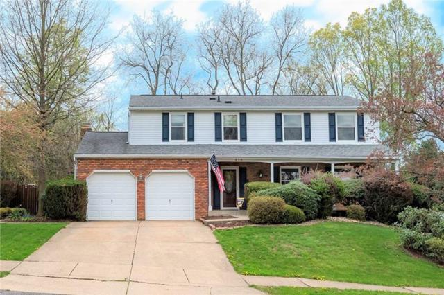 419 Meade Drive, Moon/Crescent Twp, PA 15108 (MLS #1391244) :: Broadview Realty