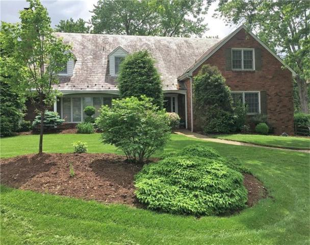 2615 Quail Hill Dr, Upper St. Clair, PA 15241 (MLS #1391338) :: Broadview Realty