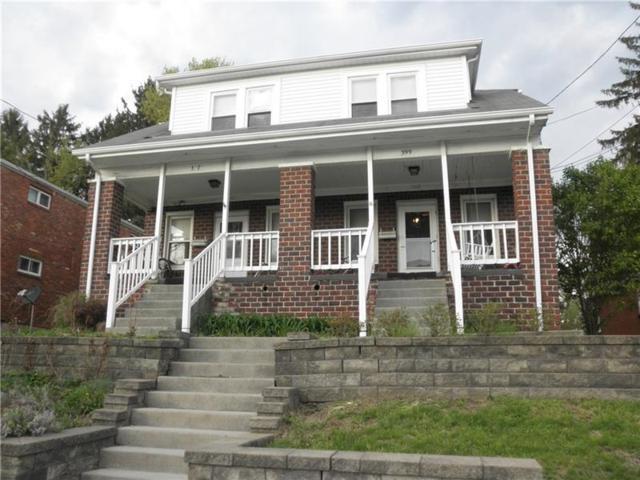 397 Broadmoor Ave, Mt. Lebanon, PA 15228 (MLS #1391348) :: Broadview Realty