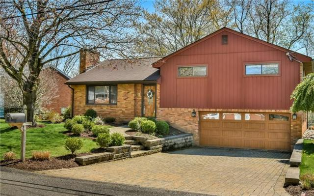 706 Willruth Drive, Shaler, PA 15101 (MLS #1391466) :: Keller Williams Realty