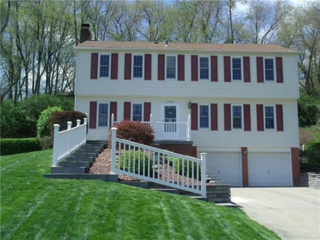 2548 Partridge Drive, Upper St. Clair, PA 15241 (MLS #1391501) :: Broadview Realty