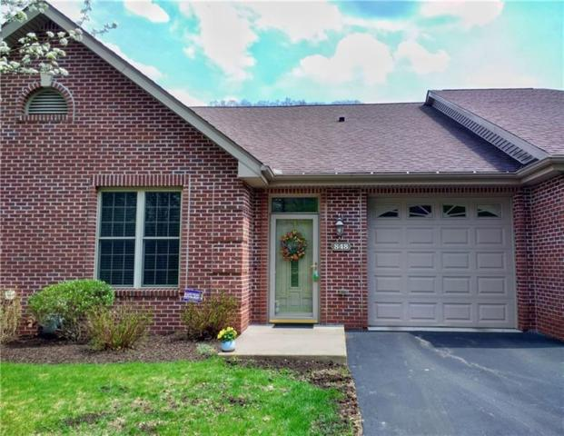848 Village Dr, Mccandless, PA 15237 (MLS #1391575) :: Broadview Realty