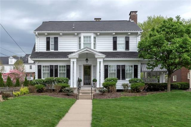 843 Thorn St, Sewickley, PA 15143 (MLS #1391617) :: Broadview Realty