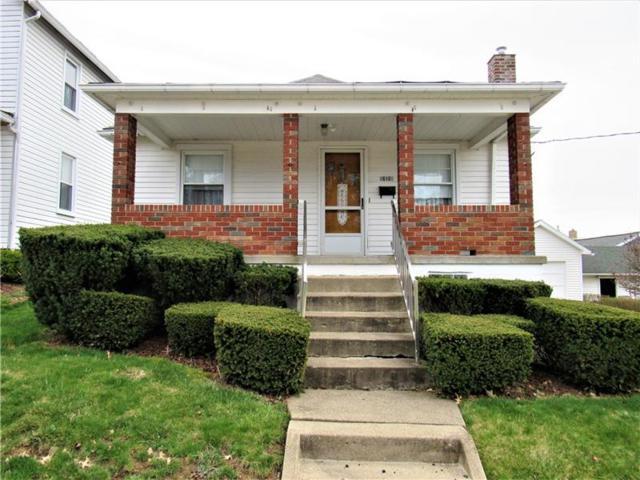 610 1st St, Leechburg Boro, PA 15656 (MLS #1391643) :: Keller Williams Realty