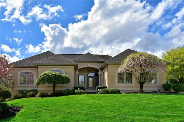 5110 Carnoustie Drive, Collier Twp, PA 15142 (MLS #1392005) :: The SAYHAY Team