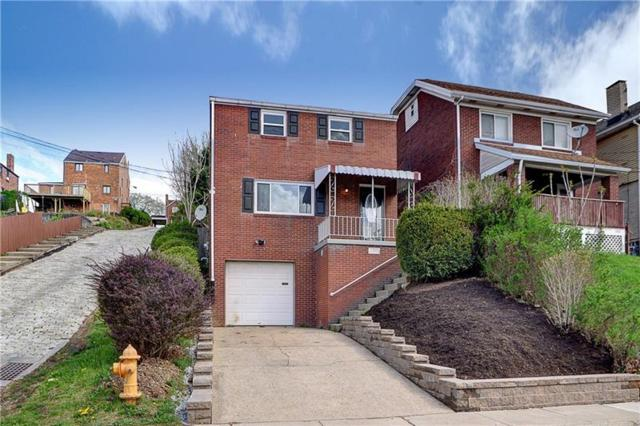 1401 Bellaire Pl, Brookline, PA 15226 (MLS #1392044) :: Broadview Realty