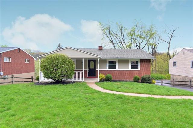 141 Donmor Dr, Ross Twp, PA 15237 (MLS #1392095) :: Broadview Realty