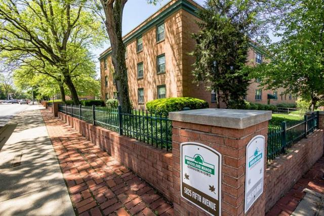 5825 Fifth Avenue #204, Shadyside, PA 15232 (MLS #1395190) :: REMAX Advanced, REALTORS®