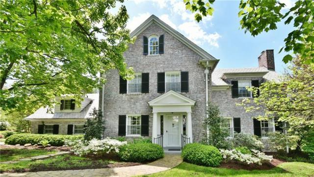 128 South Drive, Fox Chapel, PA 15238 (MLS #1395218) :: Broadview Realty