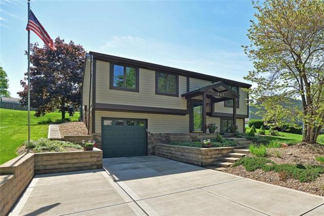 447 Partridge Run Rd, West Deer, PA 15044 (MLS #1395247) :: Broadview Realty