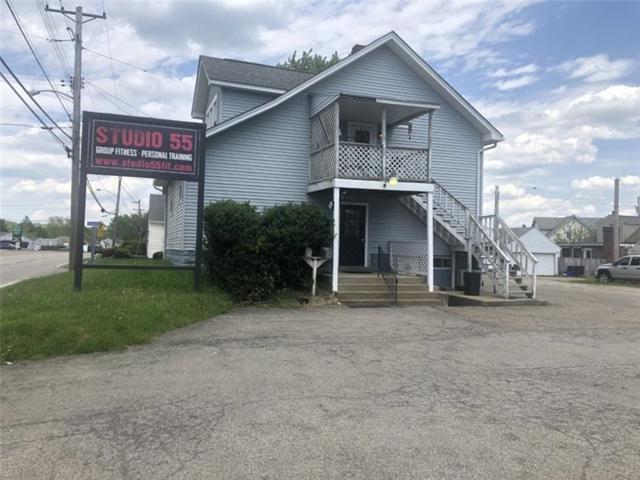 2439 Mill Street, Hopewell Twp - Bea, PA 15001 (MLS #1395542) :: Keller Williams Realty