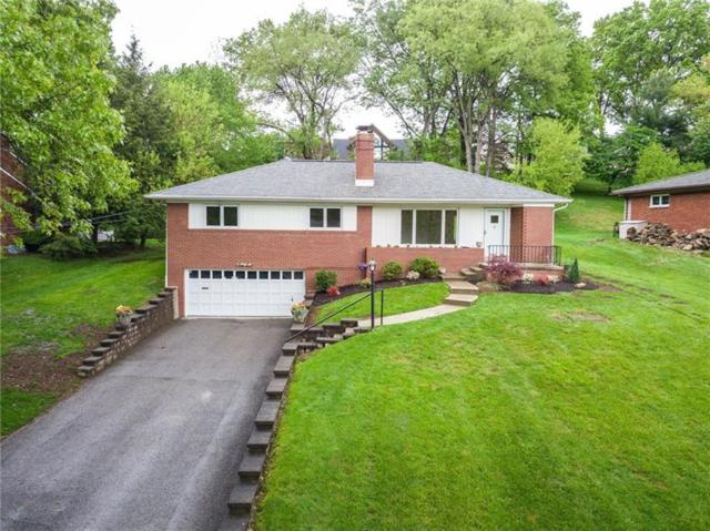 119 Southern Hilands Dr, Upper St. Clair, PA 15241 (MLS #1395804) :: The SAYHAY Team