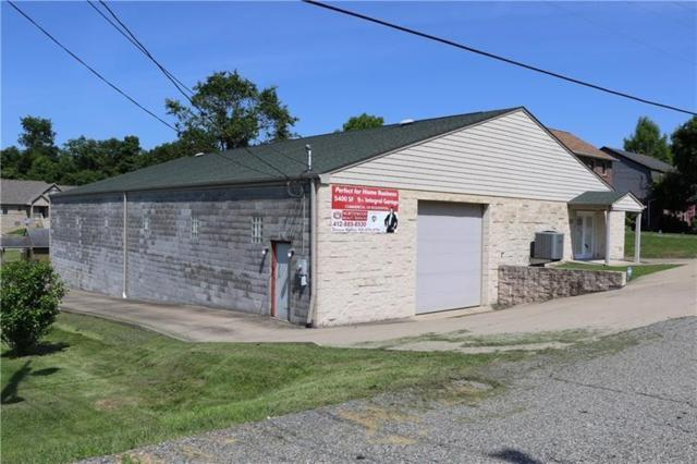 335 Center Avenue, New Eagle, PA 15067 (MLS #1396053) :: Broadview Realty