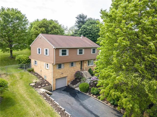 234 Greenwood Dr, Cranberry Twp, PA 16066 (MLS #1396145) :: The SAYHAY Team
