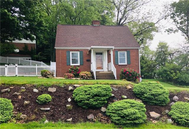 133 Northmont St, City Of Greensburg, PA 15601 (MLS #1396146) :: Broadview Realty