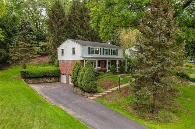 1522 Parkview Drive, Mccandless, PA 15101 (MLS #1396415) :: The SAYHAY Team