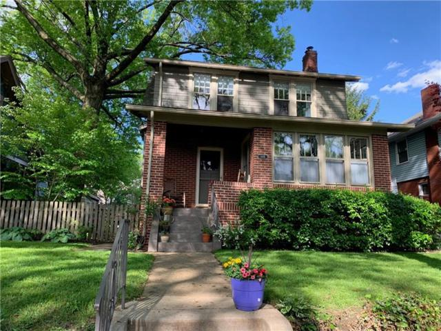 1115 E End Ave, Regent Square, PA 15218 (MLS #1396432) :: The SAYHAY Team